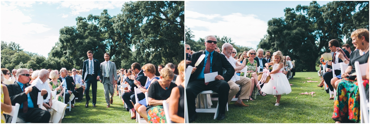 Airlie Gardens Wedding