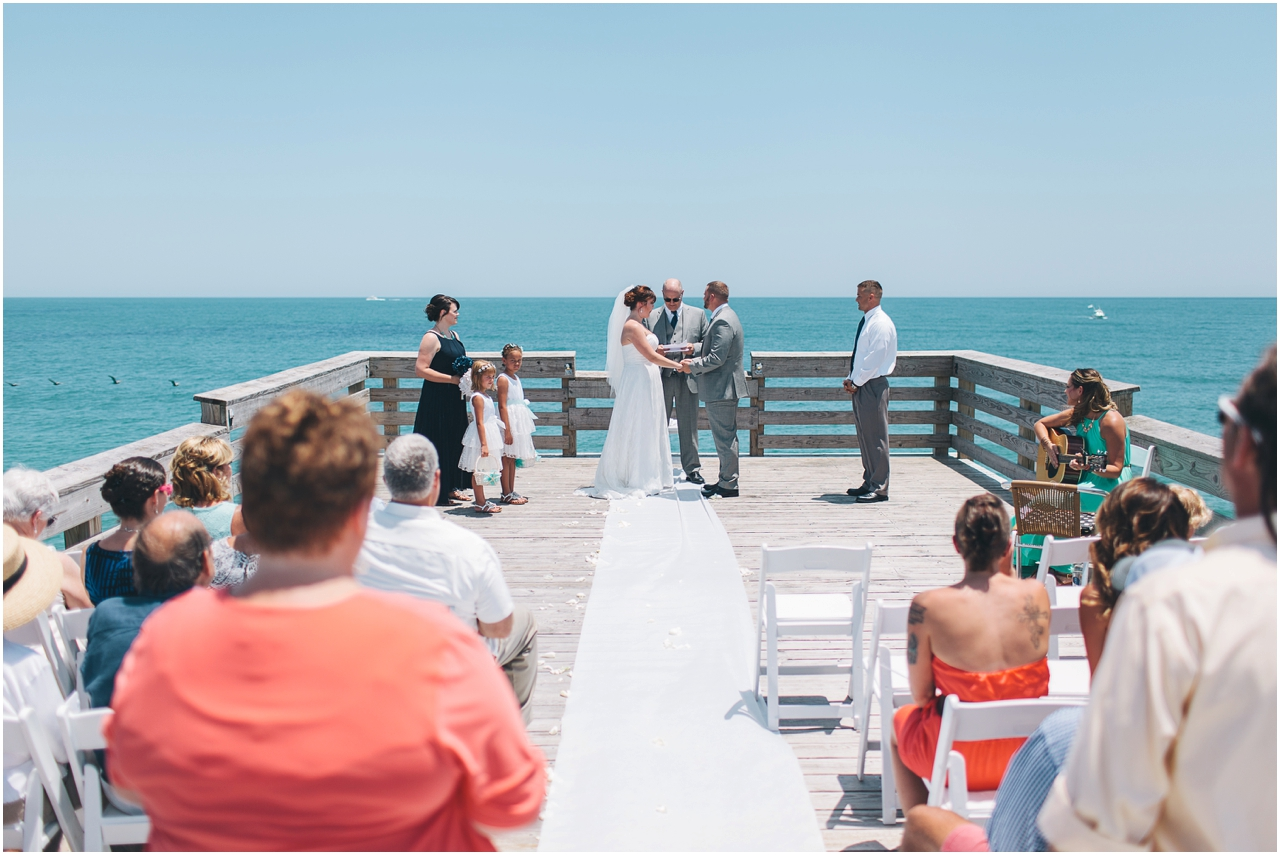 Oceanic Wrightsville Beach Wedding