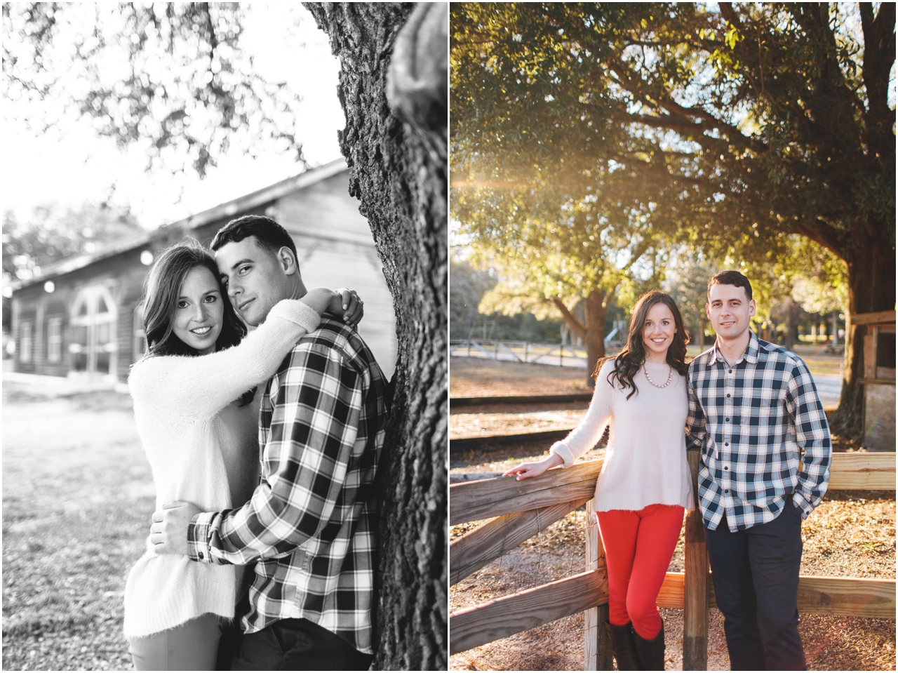 Poplar Grove Engagement