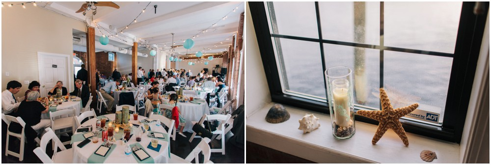 river room wedding