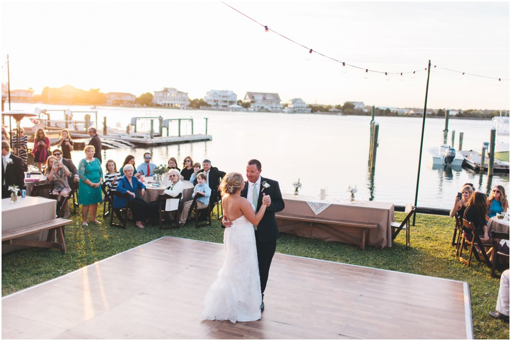wrightsville beach wedding