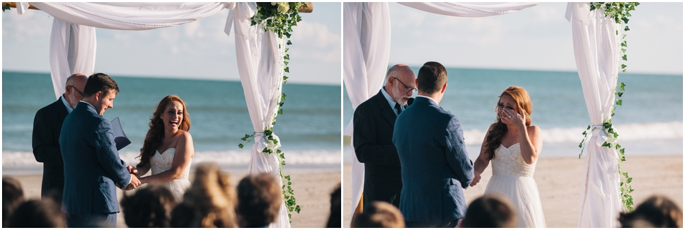 Topsail Beach Wedding