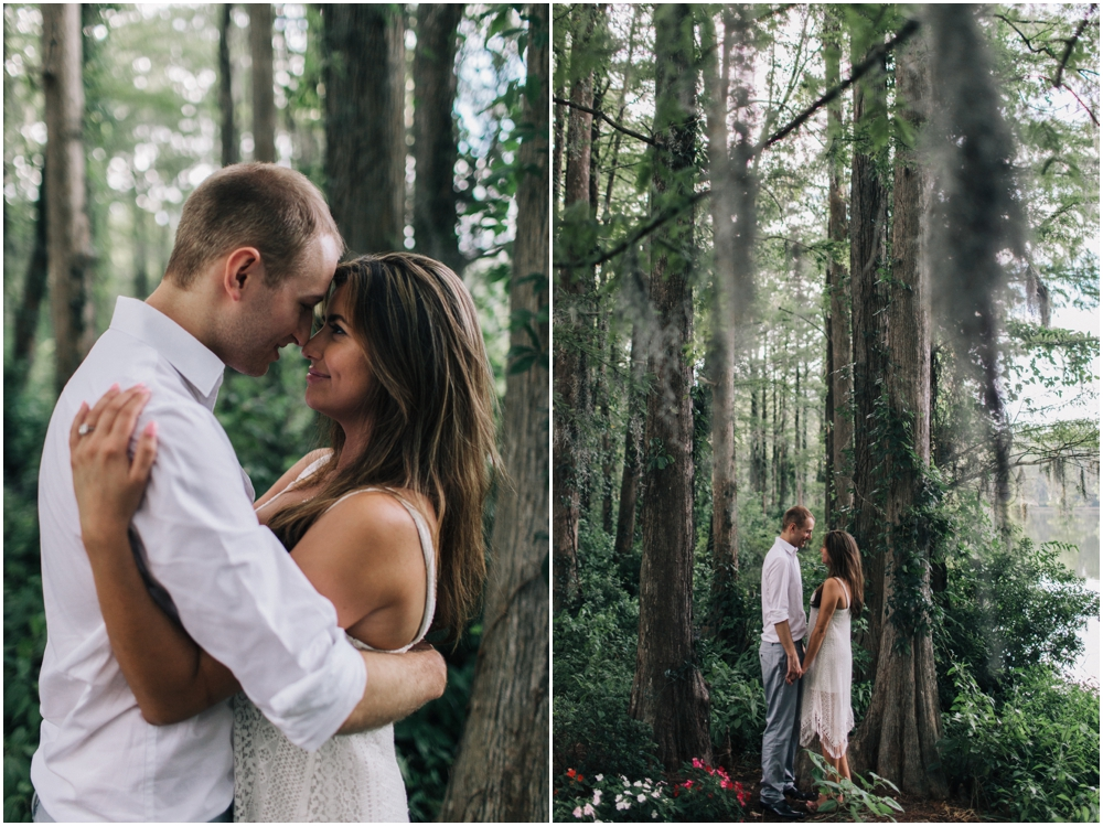 Greenfield Lake Engagement