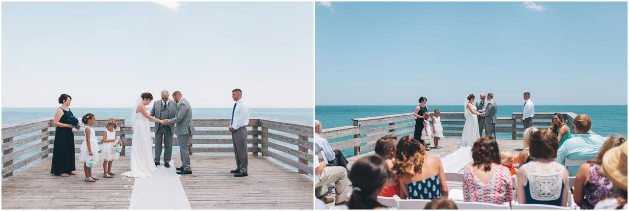 Oceanic Wrightsville Beach Wedding